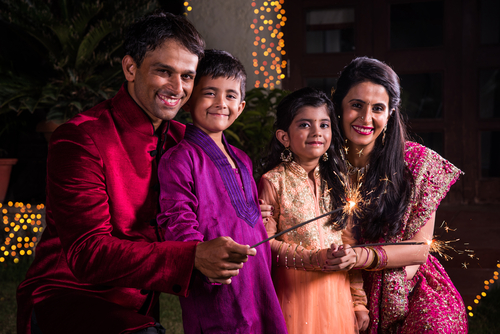 Investments for Family with Diwali